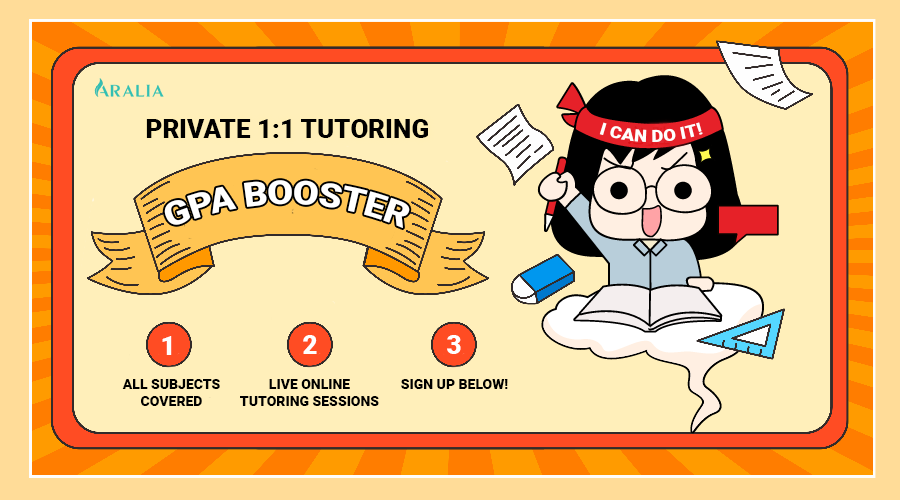 private one-on-one tutoring gpa booster